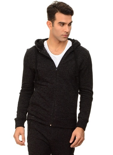 T-Box Sweatshirt Antrasit